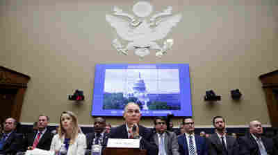 EPA Chief Pruitt Faces Tough Questions On Capitol Hill