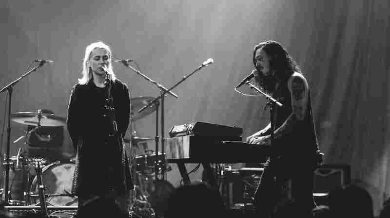 Phoebe Bridgers And Noah Gundersen Blend Voices And Songs