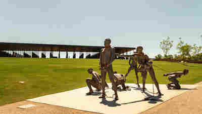 New Lynching Memorial Is A Space 'To Talk About All Of That Anguish'