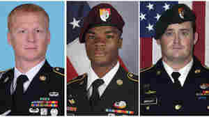 Pentagon Acknowledges Mistakes As It Briefs Families Of Troops Killed In Niger