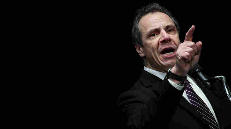 New York Gov. Cuomo To Federal Immigration Officials: 'The State Will Sue'