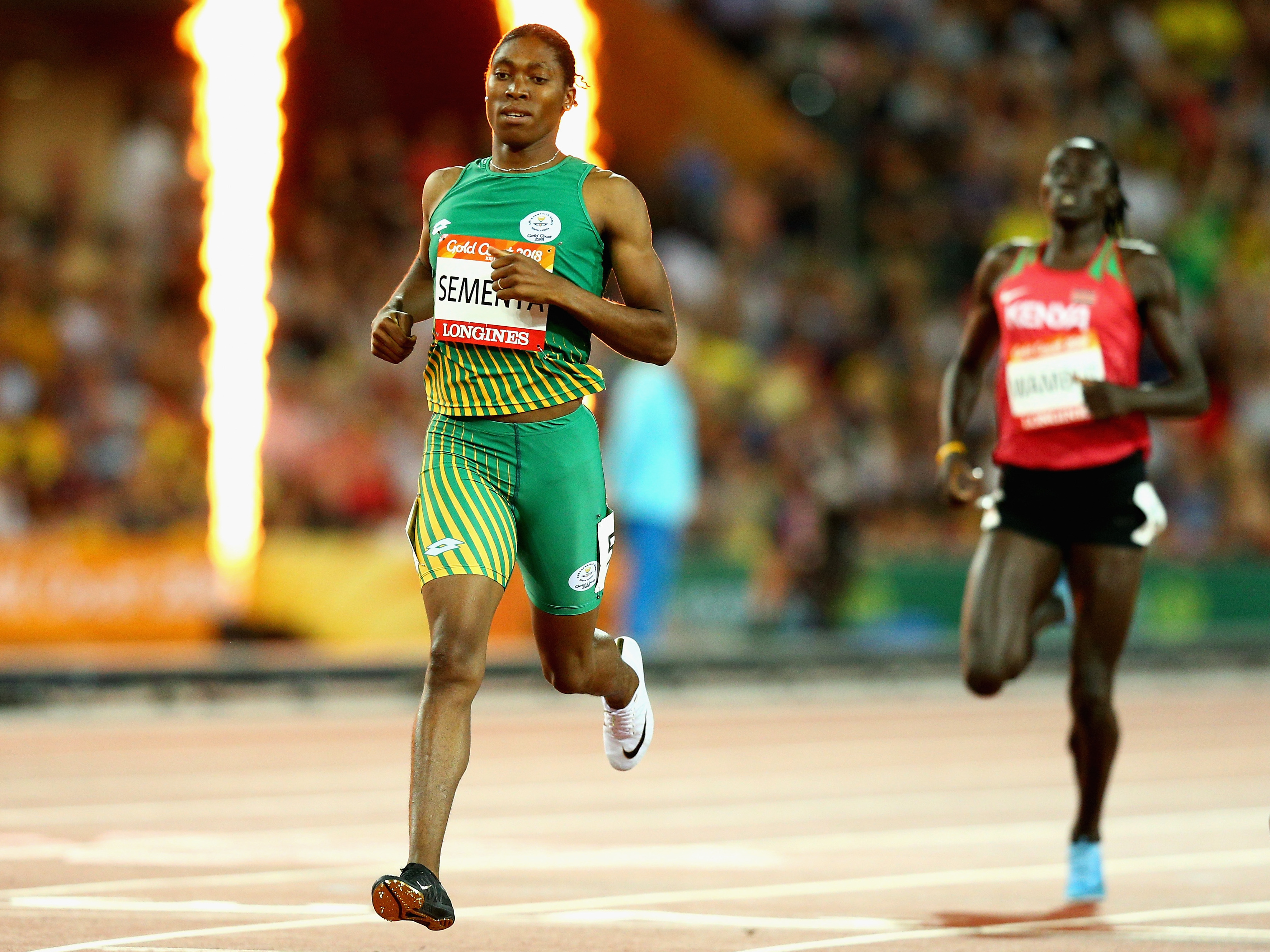 New IAAF rules 'an attack on Caster'