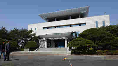 'The Peace House' Is All Set For Kim Jong Un's First Summit In South Korea
