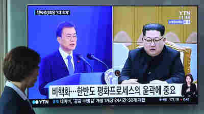 What To Expect From Friday's Summit Between North And South Korea