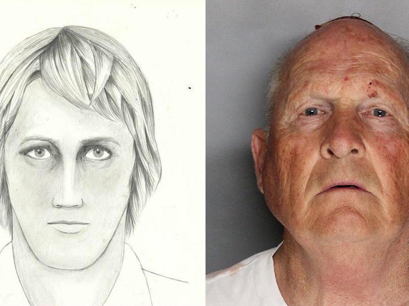Golden State Killer Joseph Deangelo Wife