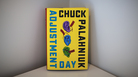"""Adjustment Day"" by Chuck Palahniuk (Emily Bogle/NPR)"