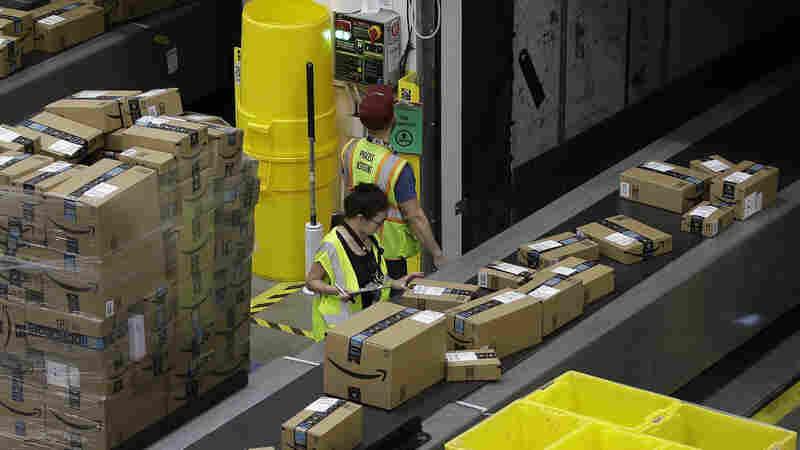 Amazon Reports Huge Quarterly Profits, Hikes Prime Membership Fee