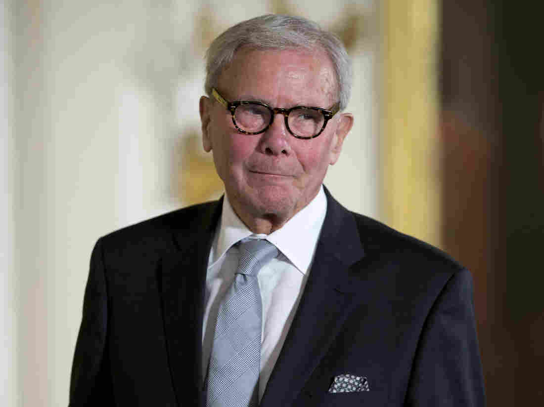 Former NBC newsman Tom Brokaw accused of sexual misconduct