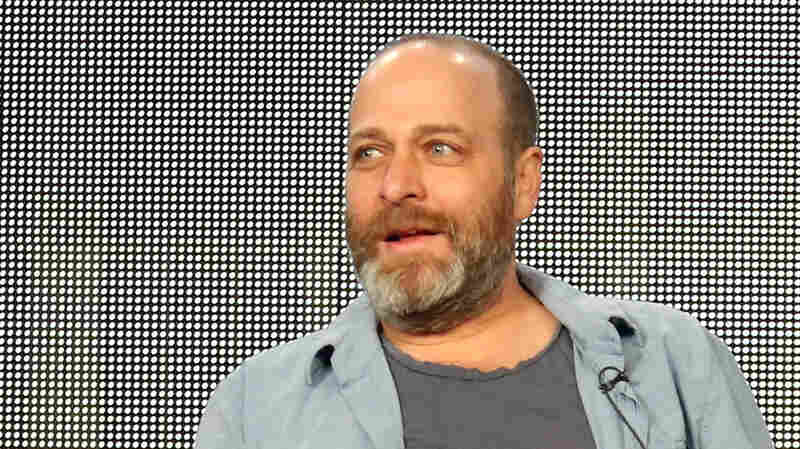 H. Jon Benjamin participates in an Archer panel discussion at the Television Critics Association press tour in Pasadena, Calif., on Jan. 18, 2015.