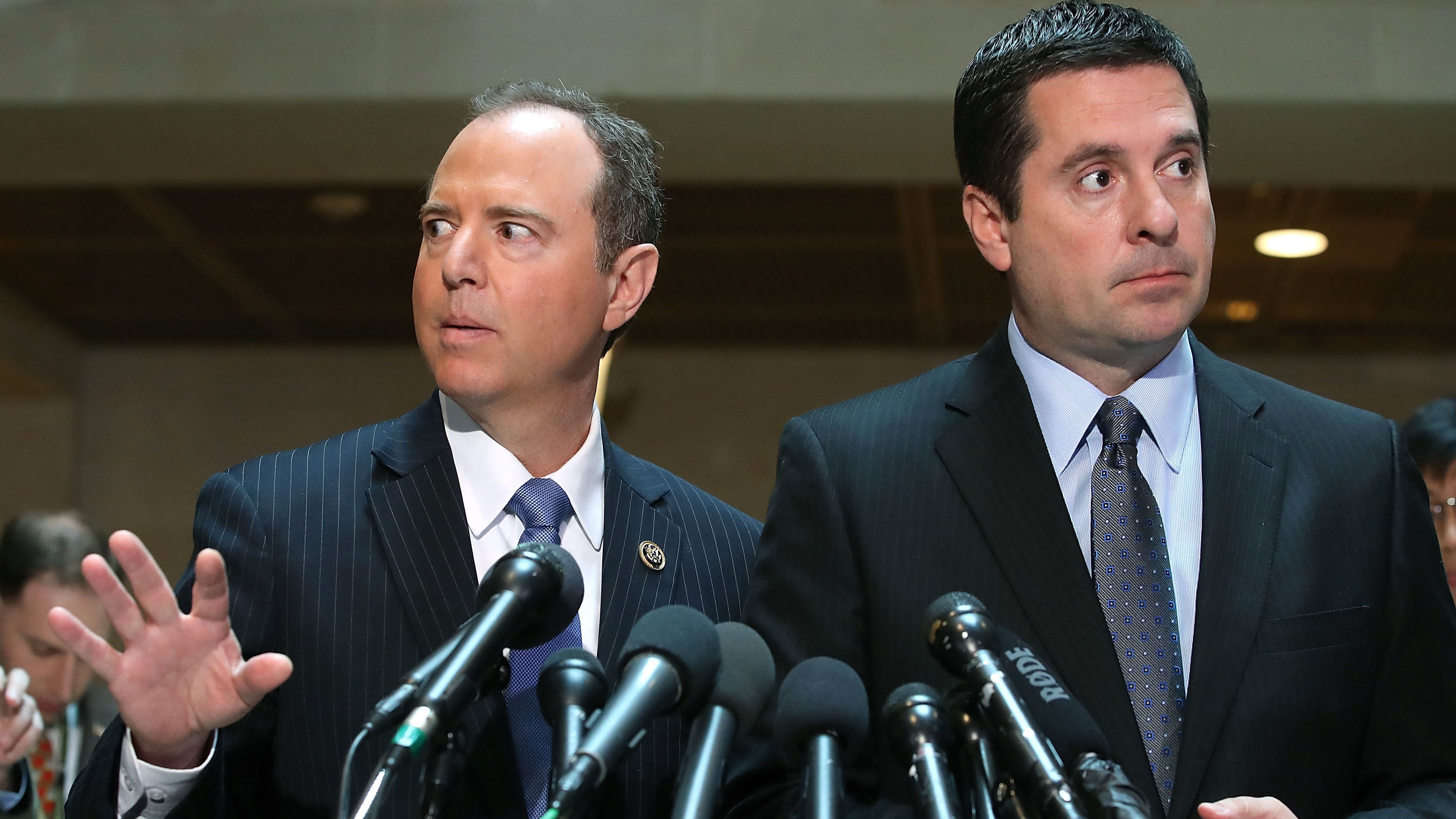 The Russia Investigations: The House Intel Committee Duels Over Evidence. Again