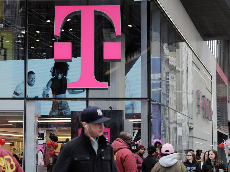 T-Mobile, Sprint Announce A Plan For Merger : The Two-Way : NPR
