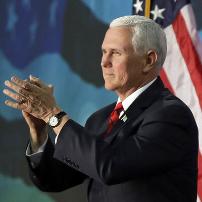 No Guns Allowed During NRA Convention Speech By Trump, Pence