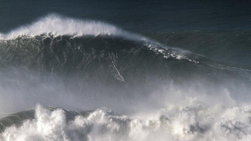 Watch Rodrigo Koxa Tackles Biggest Wave Ever Ridden The