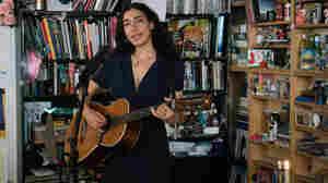 Bedouine: Tiny Desk Concert