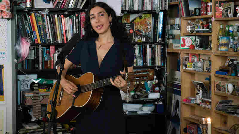 Bedouine: Tiny Desk Concert