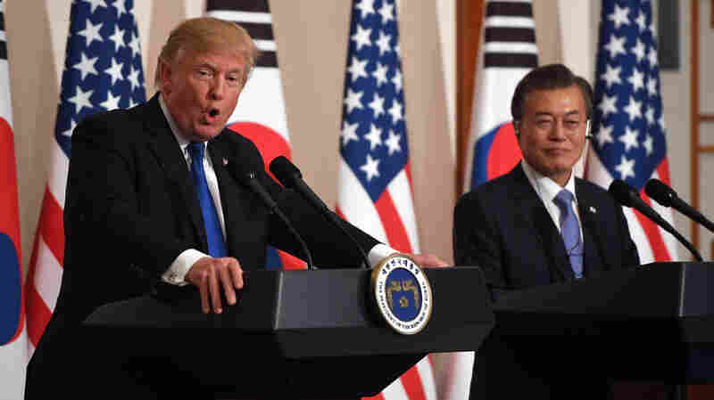 Trump Should Win The Nobel Peace Prize, South Korea's Moon Says