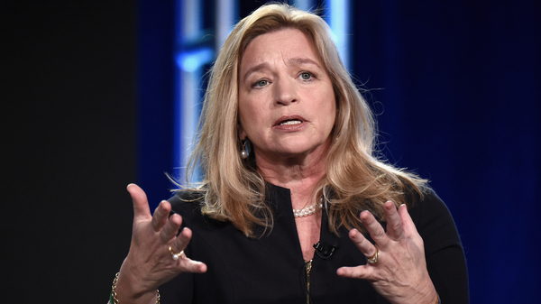 Ellen Stofan saw her first rocket launch when she was 4 years old. Now, more than 50 years later, she
