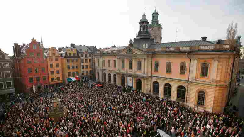 Literature Nobel In Doubt Amid Claims Swedish Princess Was Sexually Harassed