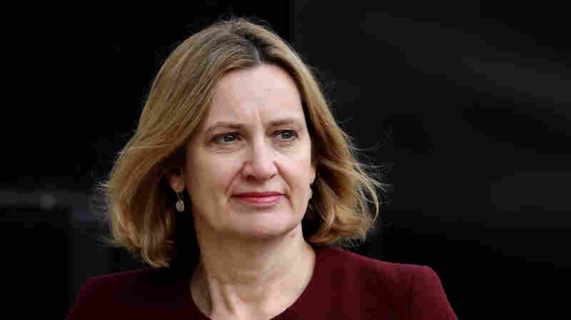 Britain's Home Secretary Steps Down Amid Row Over Deportation Targets