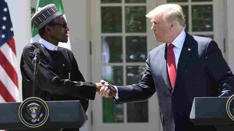 Trump Deflects On Remarks About African Nations, Doesn't Apologize On Immigration