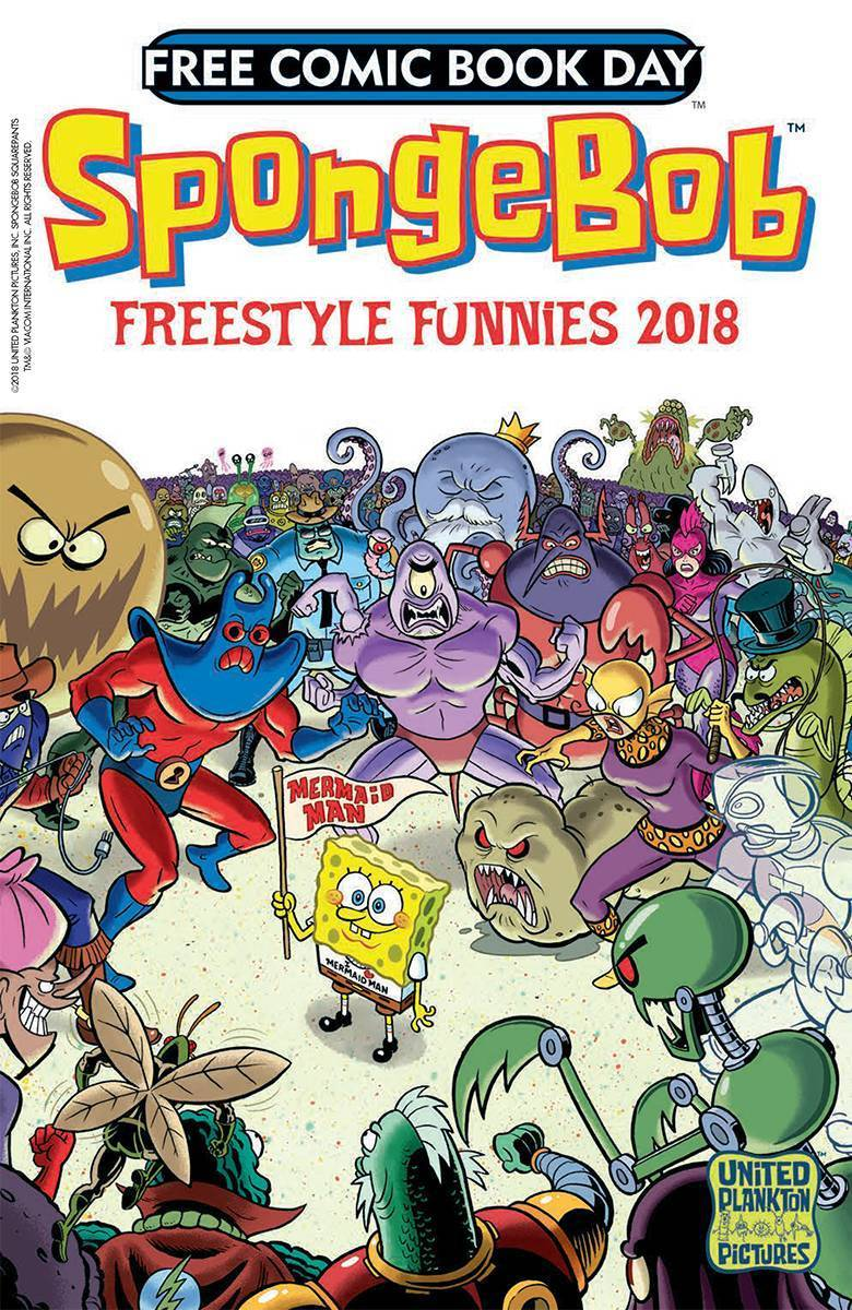 Free Comic Book Day 2018: A guide to the best bets and the best