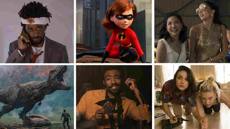 NPR's Summer Movie Guide: 27 Films Coming Your Way