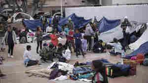 Some 'Caravan Migrants' Allowed To Apply For U.S. Asylum