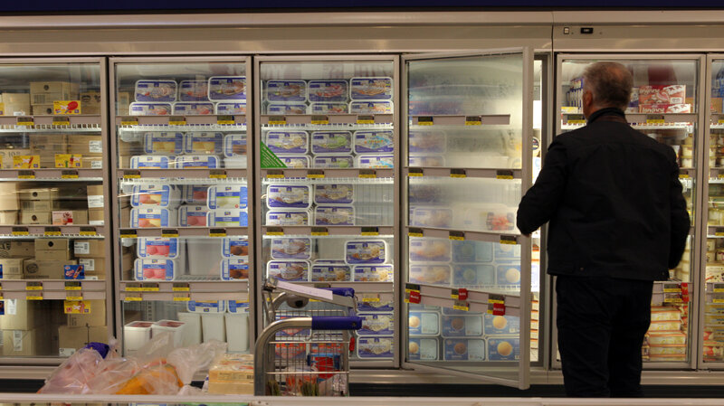 Frozen Food Sales Feel The Heat As Consumers Opt For Fresh The