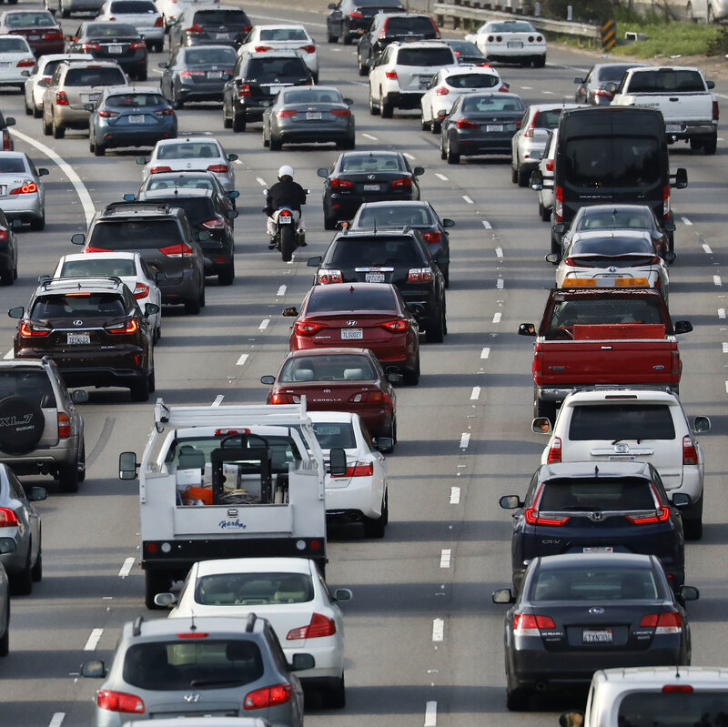 White House Proposal Rolls Back Fuel Economy Standards, No