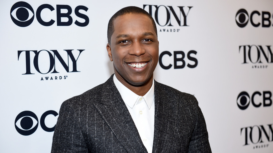 Actor Leslie Odom Jr. attends the 2018 Tony Awards Nominations Announcement on May 1, 2018. in New York City. (Jenny Anderson/Getty Images for Tony Awards Productions)