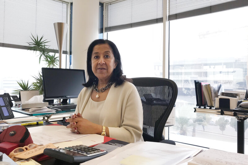 Lubna Olayan Broke Saudi Arabia's Glass Ceiling  Now She Wants More