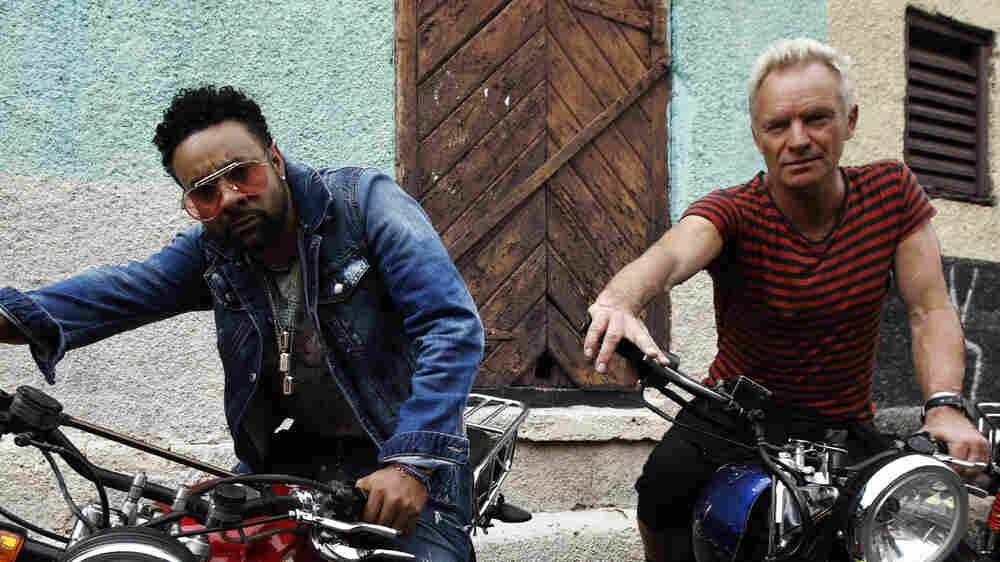 Sting And Shaggy On The 'Wonderful Luxury' Of Making Reggae