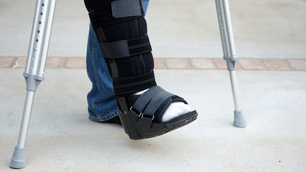 Under the Affordable Care Act, many insurance plans are required to cover a range of essential services, such as hospitalization and prescription drugs. But reimbursement for certain medical equipment — such as crutches or a leg boot after an injury — varies widely from plan to plan.