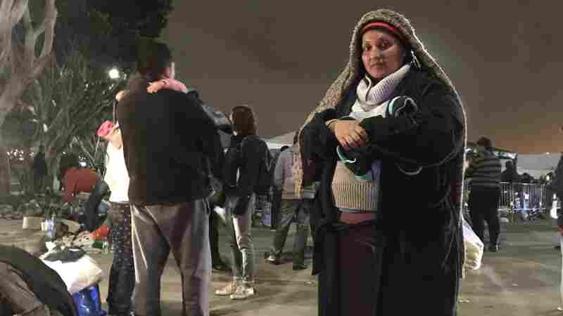 In Tijuana, Migrants Seeking Asylum In The U.S. Tell Harrowing Stories Of Crisis