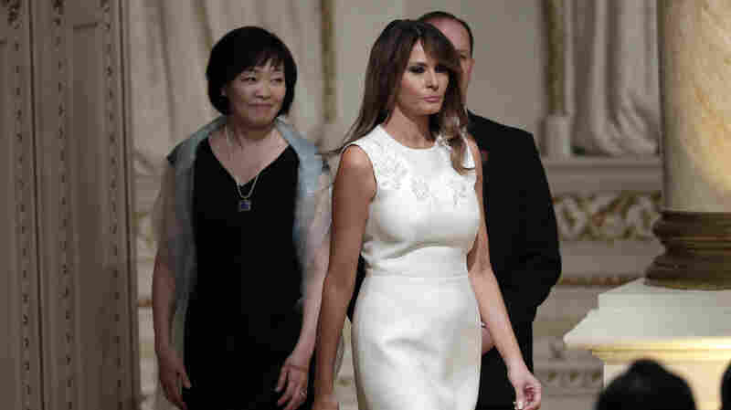 Melania Trump's Policy Priorities To Focus On The 'Many Issues' Facing Children