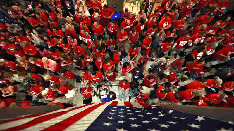 Arizona Teachers End Walkout But Vow To Keep Fighting: 'Now We Must Win The War'
