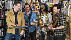Darlingside: Tiny Desk Concert