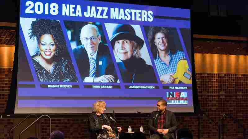 Jazz Giants Take The Stage At The NEA Jazz Masters Listening Party