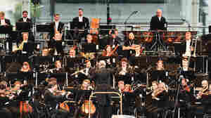 What Does Life In An Orchestra Get You? In The U.K., Not Enough To Live On
