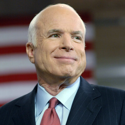 Exclusive Audio: In New Memoir, Sen. John McCain Rests His Case