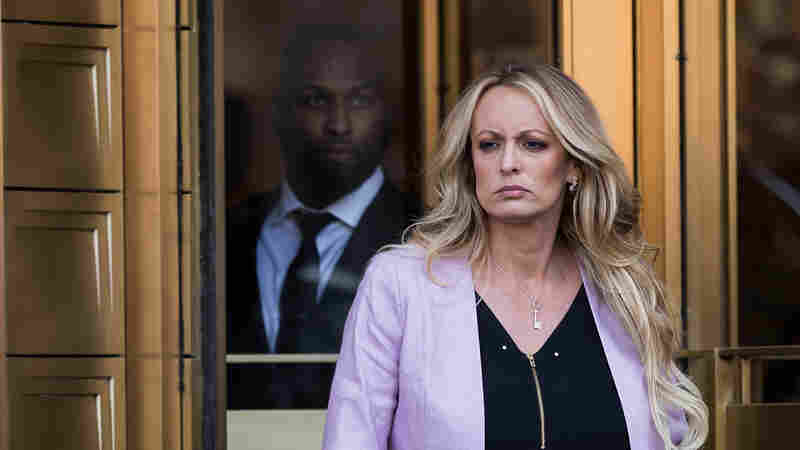 Trump Admits To Authorizing Stormy Daniels Payoff, Denies Sexual Encounter