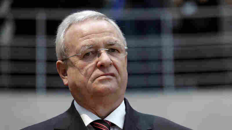 Former Volkswagen CEO Indicted Over Emissions Testing Scandal