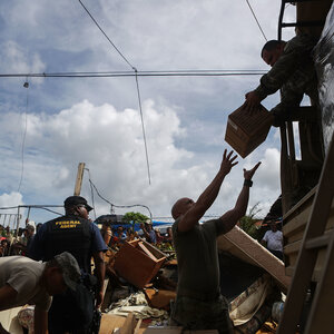 FEMA Blamed Delays In Puerto Rico On Maria; Agency Records Tell Another Story
