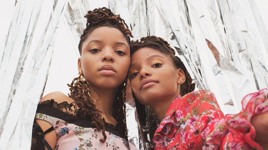 Chloe And Halle Bailey Are More Than 'Alright'