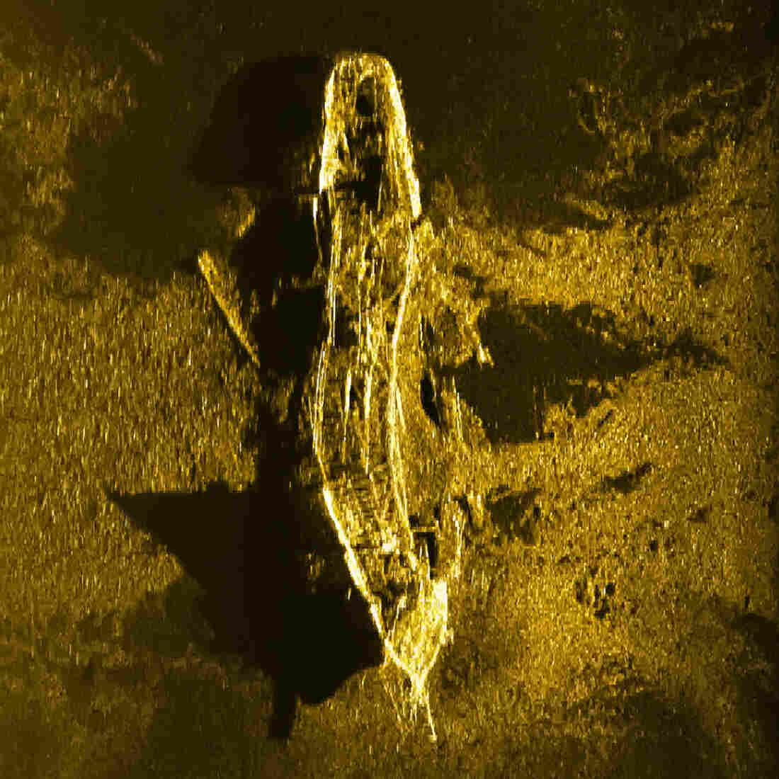Search for MH370 leads researchers to 19th century merchant vessels