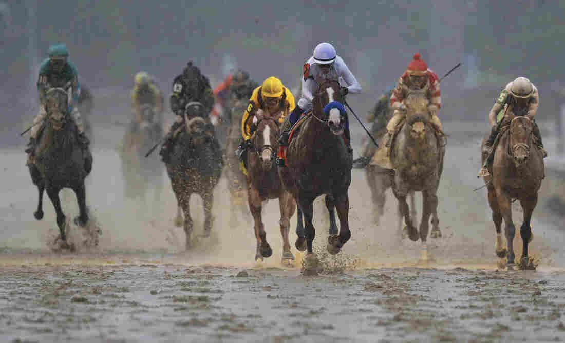 Woman wins $1.2 million on $18 Kentucky Derby bet