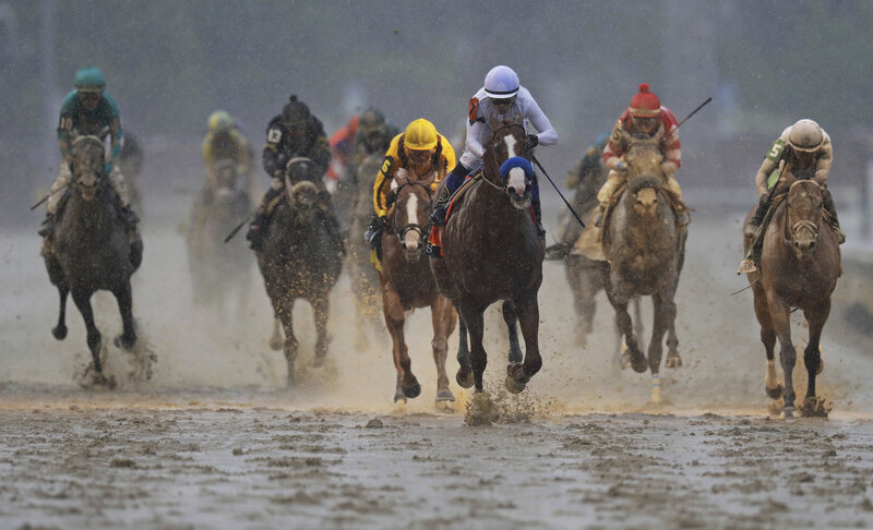 Justify Breaks 136 Year Old Curse To Win The Kentucky Derby