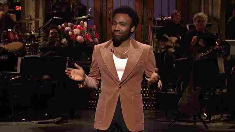 Donald Glover Brings His Black Renaissance To 'Saturday Night Live'