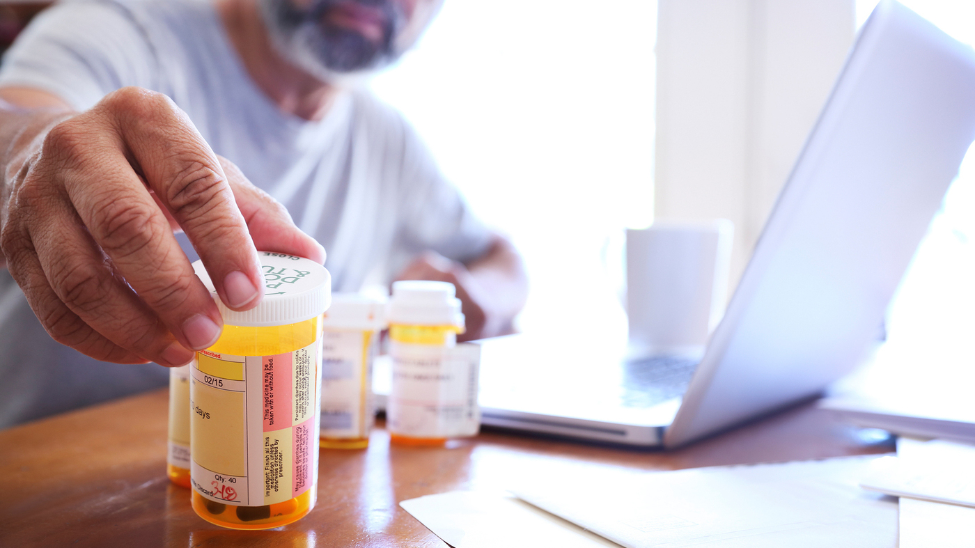 Medicare Patients Aren't Allowed To Use Drugmaker Discount