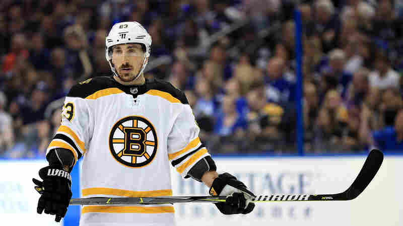 NHL Player Brad Marchand Stops Licking Opponents, On League's Orders